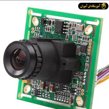 نحوه ارتباط دوربین مداربسته با سنسورها