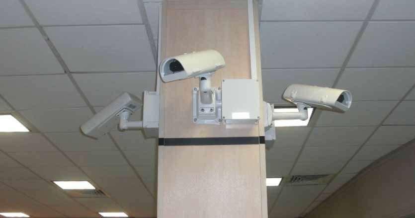 دوربین های مداربسته در جلوگیری از ارتکاب