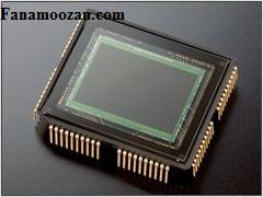 سنسورهای CCD دوربین مدار بسته