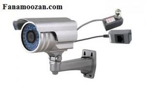 قابلیت کنترل از راه دور دوربین مدار بسته