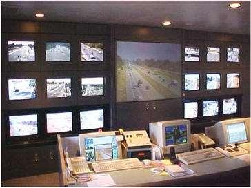 کنترل ترافیک با دوربین مدار بسته