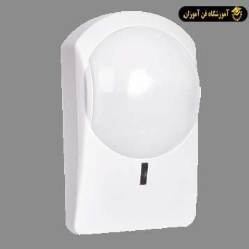 دتکتور یا حسگر الکترونیکی در دزدگیر اماکن