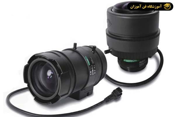 لنز آیریز اتوماتیک در دوربین