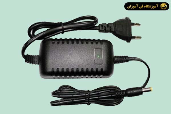 جریان الکتریسیته در دوربین مداربسته