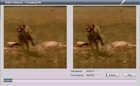 تقویت کردن تصویر در دوربین مدار بسته