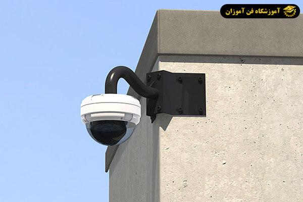 پایه (Bracket) در دوربین مدار بسته