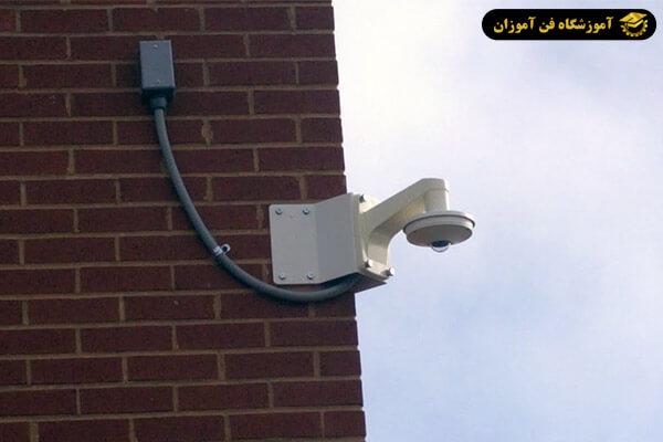 پایه در دوربین مدار بسته
