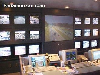 به کارگیری دوربین های مداربسته در کنترل ترافیک