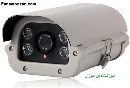 دوربین های مداربسته ضد آب