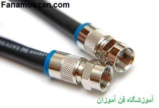کابل شبکه کواکسیال