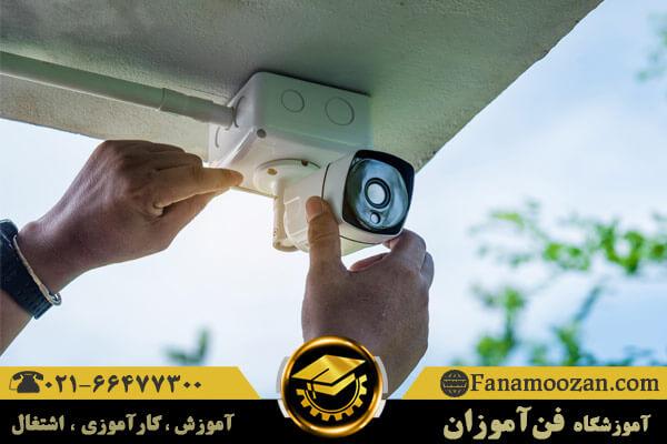 روش انتقال دوربین مدار بسته HD-SI چگونه است؟
