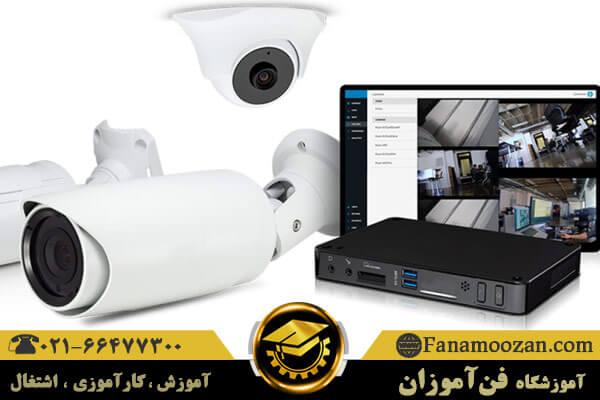 راه اندازی و انتقال تصویر دوربین آنالوگ و تحت شبکه