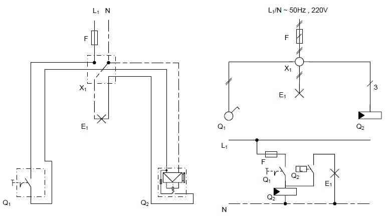 مدار الکتریکی فتوسل