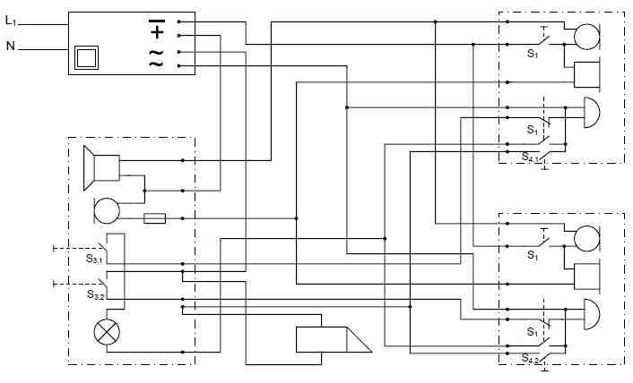 مدار الکتریکی مکالمه