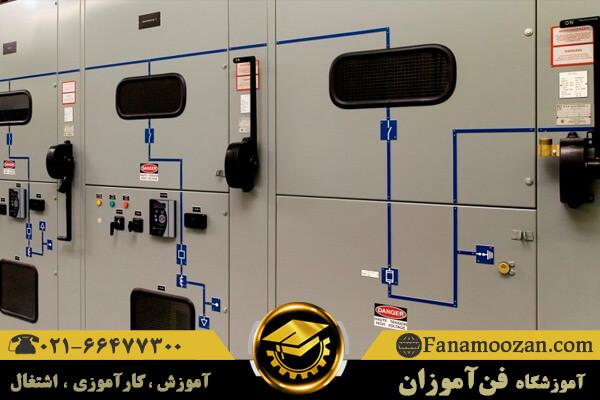 انواع تابلو برق از نظر سطح ولتاژ