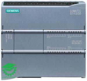 CPU 1214C زیمنس