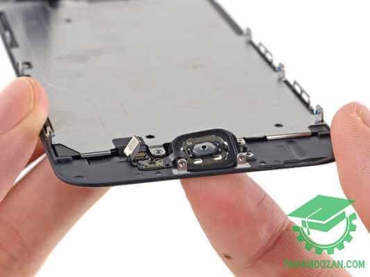 تعویض صفحه نمایش ایفون