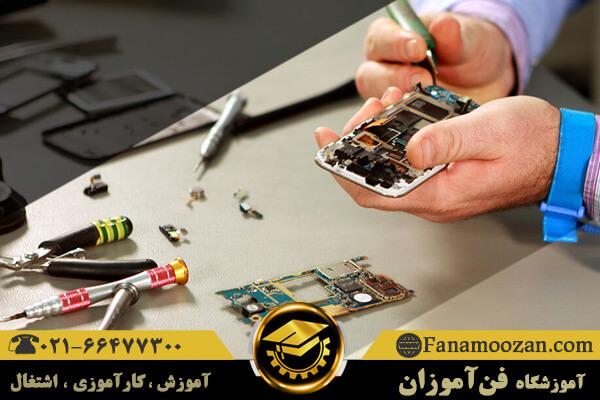 وسایل لازم برای تعمیر موبایل