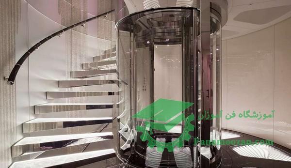 آسانسور چیست؟ معرفی انواع آسانسور