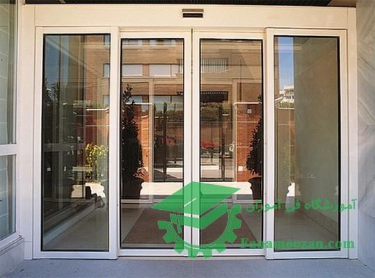 درب های اتوماتیک