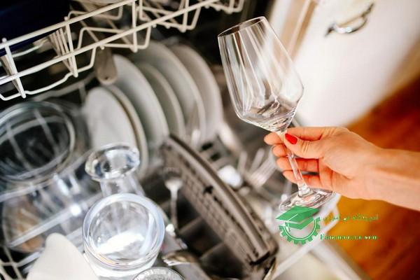 نحوه تعمیر ماشین ظرف شویی