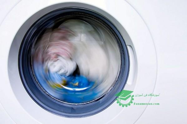 نحوه تعمیر مخزن شست و شوی ماشین لباسشویی