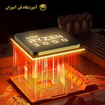 معرفی انواع CPU در کامپیوتر