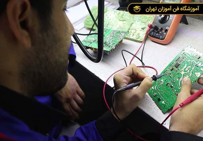 آموزش مهندسی معکوس بردهای الکترونیکی