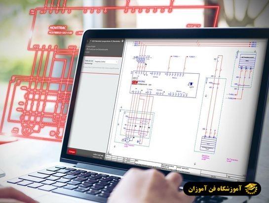 کاربرد نرم افزار EPLAN Electric P8 صنعت + دانلود