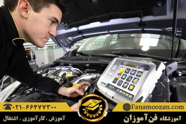 ریست کردن ECU خودرو بدون دیاگ