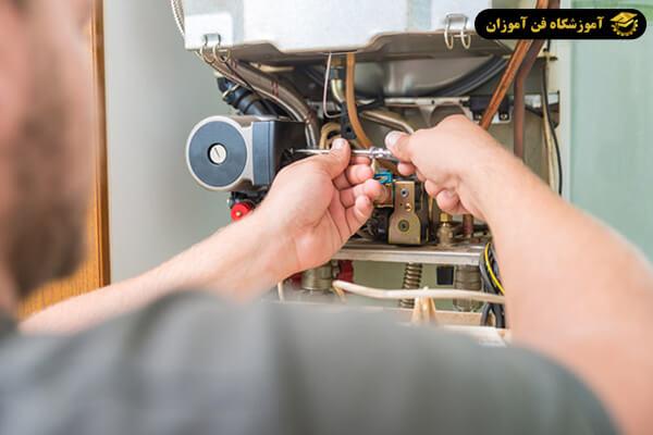 شغل تعمیرات پکیج در ایران