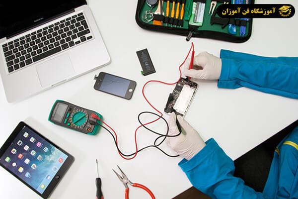 آموزش کار با باکس های تعمیرات موبایل