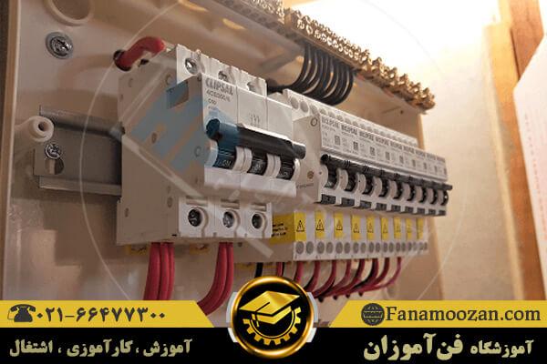 انواع تابلو برق فشار ضعیف