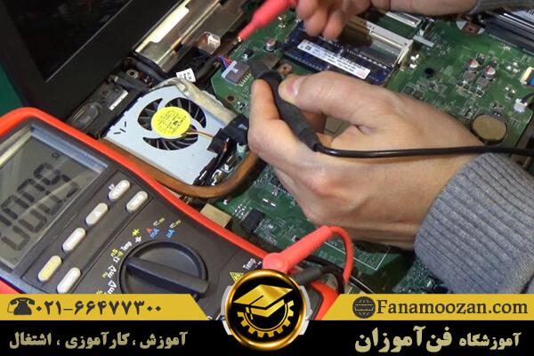 تجهیزات تابلو برق صنعتی