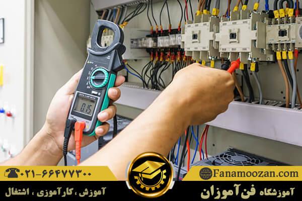 طراحی تابلو برق فشار ضعیف