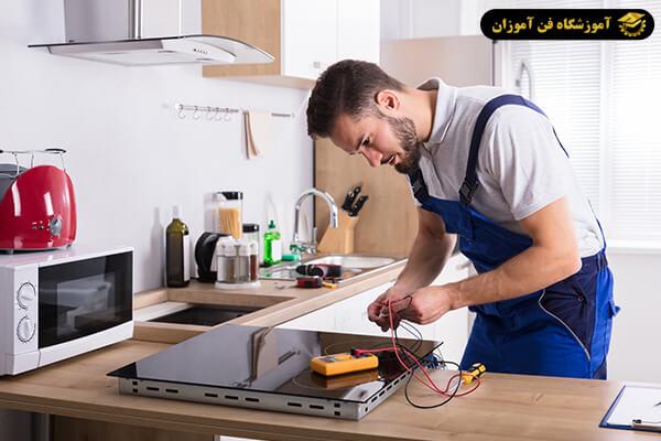 کسب درآمد عالی با تعمیرات لوازم خانگی
