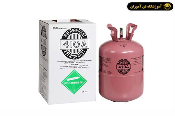 گاز R22 و R410a در کولرهای گازی