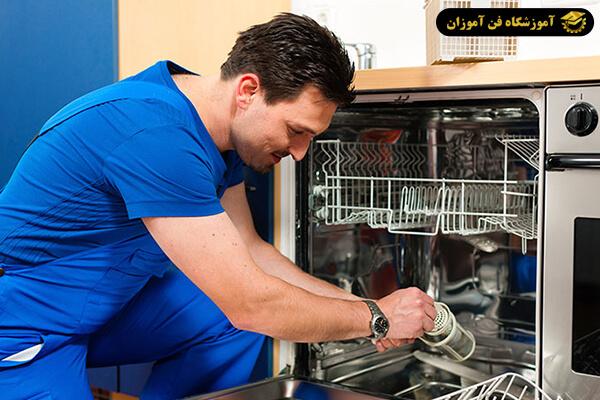 درآمد شغل تعمیرات لوازم خانگی