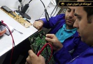 آموزش طراحی و ساخت بردهای الکترونیک