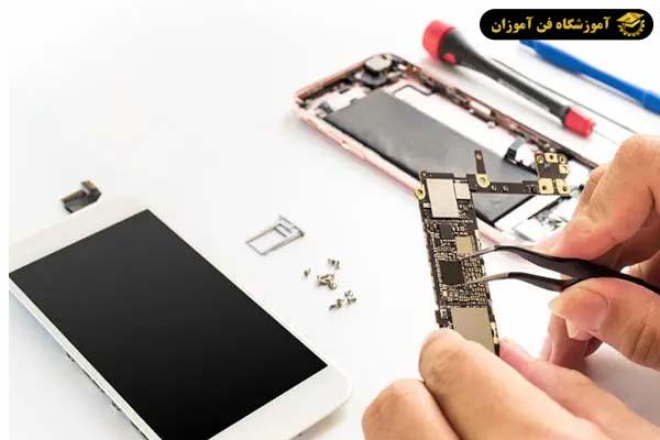 روش تعمیر شارژر موبایل