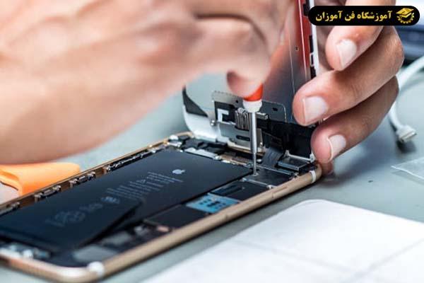 تعمیر شارژر موبایل