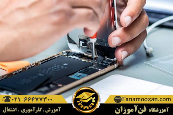 آموزش تعمیر شارژر موبایل