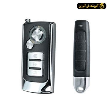 باکس کنترل (control box) در سیستم های دزدگیر خودرو