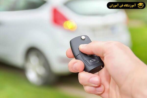 سیستم دزدگیر خودرو