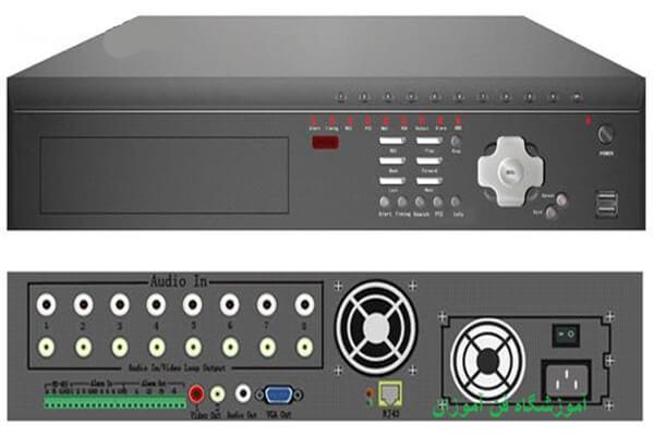 سیستم دی وی آر مستقل از کامپیوتر