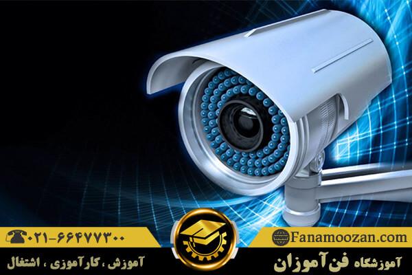 مشخصات دوربین مدار بسته تحت شبکه