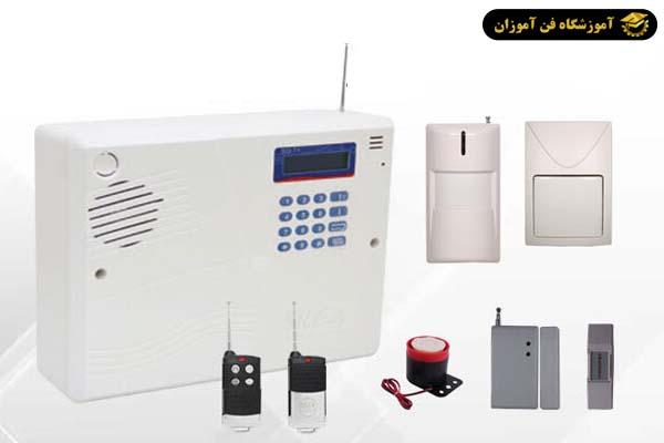 تلفن کننده ها در دستگاه های دزدگیر اماکن