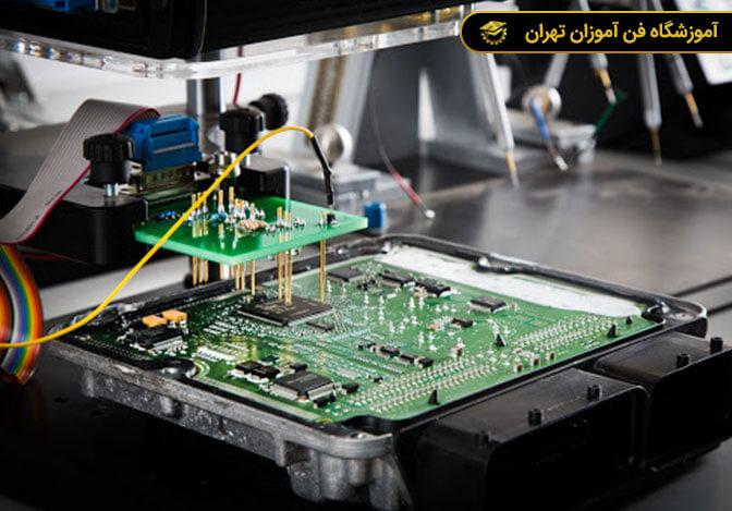 آموزش ریمپ ایسیو ecu خودرو ایرانی و خارجی