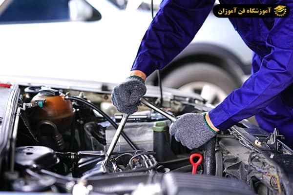 آینده شغلی مکانیک خودرو