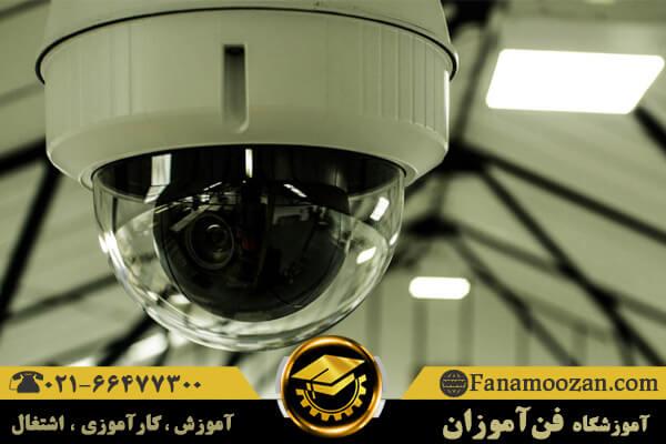 عملیات اصلی پردازش تصویر دوربین مدار بسته